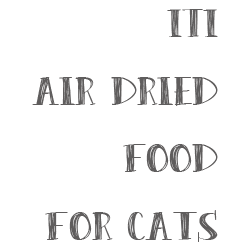 FOOD FOR CATS(猫)