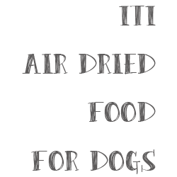 FOOD FOR DOGS(犬)